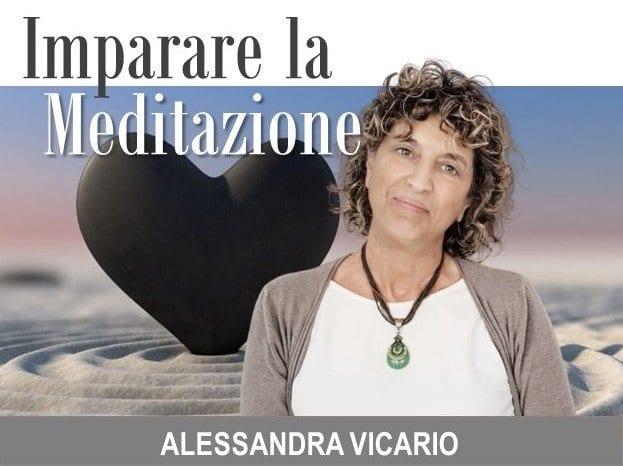 Imparare la Meditazione Alessandra Vicario 1